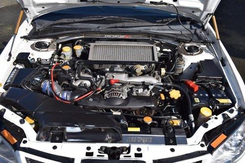 2006  Subaru Impreza WRX 2.0L Hawk Eye. 58,000 Miles For Sale (picture 5 of 6)