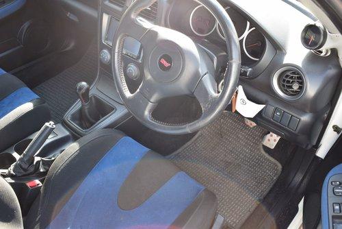 2006  Subaru Impreza WRX 2.0L Hawk Eye. 58,000 Miles For Sale (picture 6 of 6)