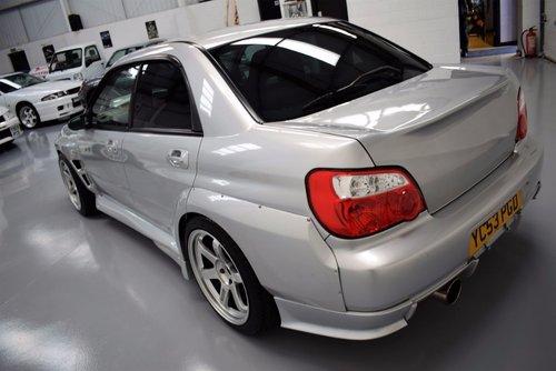 2003 Subaru Impreza 2.0 WRX STI Widebody. 71,000 Miles For Sale (picture 3 of 6)