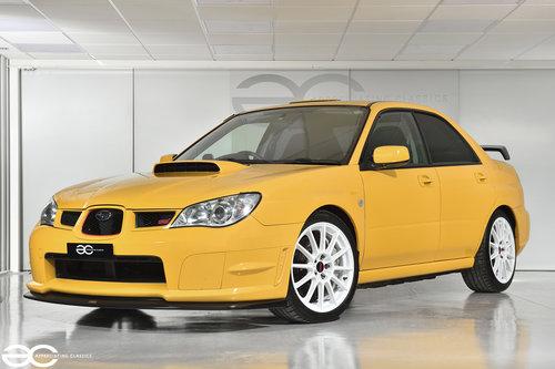 2007 Low Mileage Subaru Impreza WRX STI Spec C Type RA-R  SOLD (picture 2 of 6)