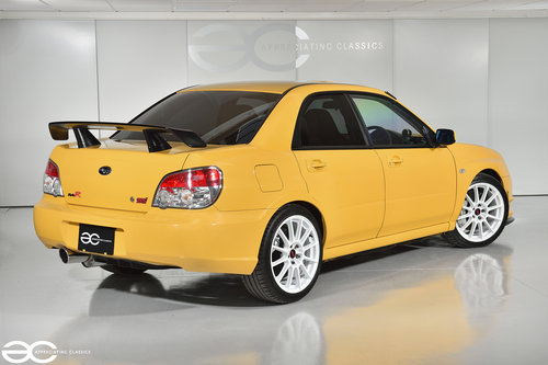 2007 Low Mileage Subaru Impreza WRX STI Spec C Type RA-R  SOLD (picture 3 of 6)