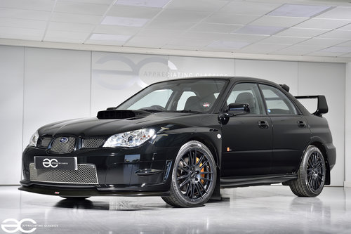 2007 Beautiful Subaru Impreza RB320- 20K Miles- 1 Previous Owner! SOLD (picture 2 of 6)