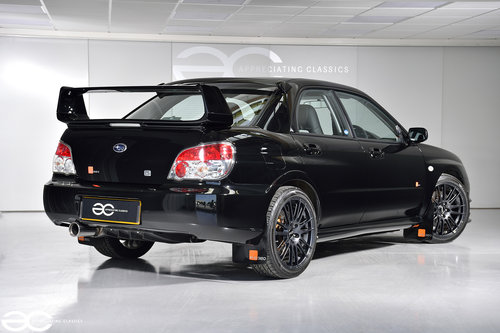 2007 Beautiful Subaru Impreza RB320- 20K Miles- 1 Previous Owner! SOLD (picture 4 of 6)