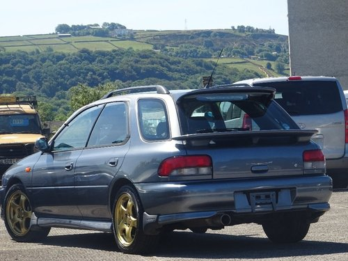 1999 Subaru Impreza 2.0 WRX 5dr WRX STI V5 280 BHP JDM CLASSIC For Sale (picture 2 of 6)