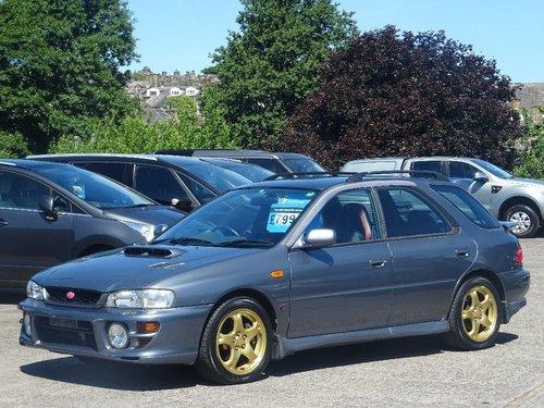 1999 Subaru Impreza 2.0 WRX 5dr WRX STI V5 280 BHP JDM CLASSIC For Sale (picture 3 of 6)