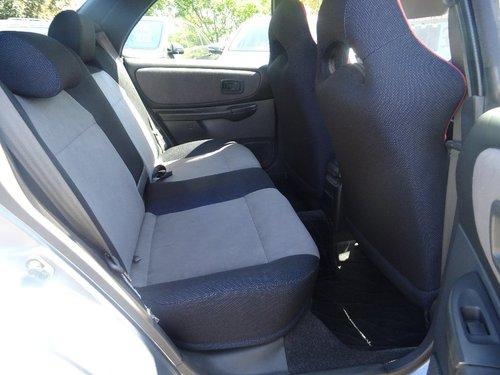 1999 Subaru Impreza 2.0 WRX 5dr WRX STI V5 280 BHP JDM CLASSIC For Sale (picture 5 of 6)