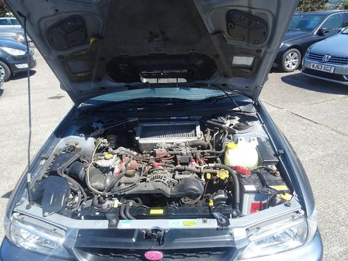 1999 Subaru Impreza 2.0 WRX 5dr WRX STI V5 280 BHP JDM CLASSIC For Sale (picture 6 of 6)