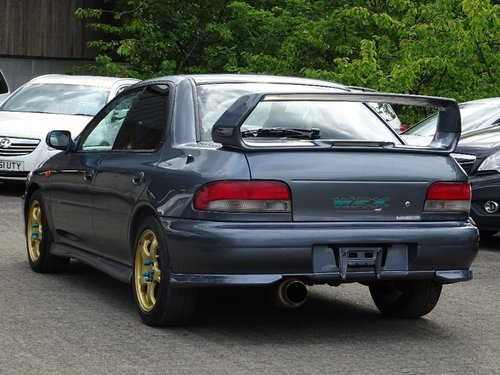 1989 Subaru Impreza 2.0 4dr WRX STI 5 V5 JDM FRESH IMPORT For Sale (picture 2 of 6)