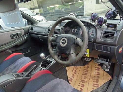 1989 Subaru Impreza 2.0 4dr WRX STI 5 V5 JDM FRESH IMPORT For Sale (picture 5 of 6)