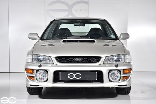 Subaru Impreza UK Turbo 2000 - *3K Miles & One Owner!* SOLD (picture 1 of 6)