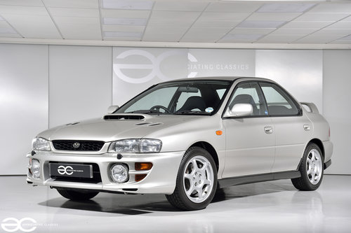 Subaru Impreza UK Turbo 2000 - *3K Miles & One Owner!* SOLD (picture 2 of 6)