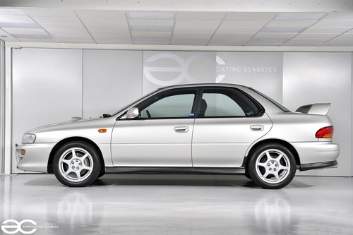 Subaru Impreza UK Turbo 2000 - *3K Miles & One Owner!* SOLD (picture 3 of 6)