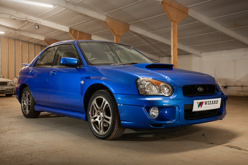 2005 (55) Subaru Impreza 10.5k MILES NOW SOLD  For Sale (picture 1 of 6)