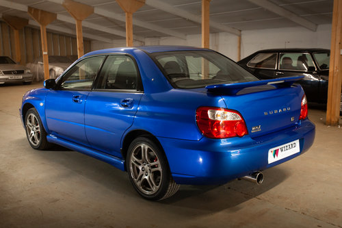 2005 (55) Subaru Impreza 10.5k MILES NOW SOLD  For Sale (picture 6 of 6)