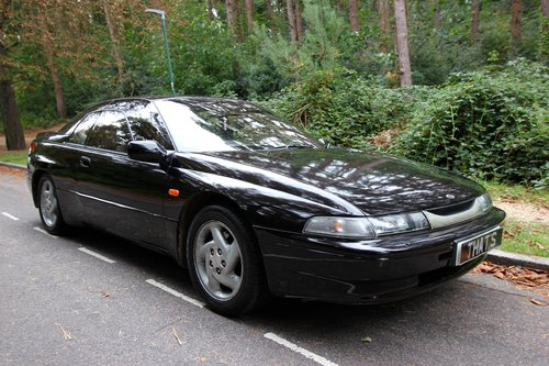 1995 Subaru SVX - Only 74k - Full service history - Ebony Pearl SOLD (picture 2 of 6)