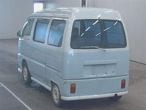 1997 SUBARU SAMBAR SUZUKI EVERY 660CC MINI SAMBAR RETRO CAMPER  For Sale (picture 2 of 3)