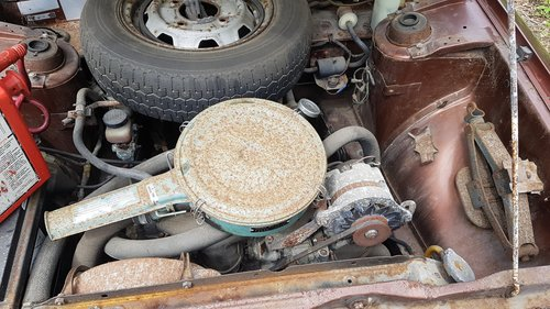 Very rare 1979 subaru project very rare car For Sale (picture 6 of 6)