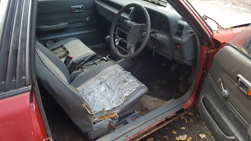 1989 Restoration project subaru pick up For Sale (picture 5 of 6)