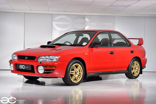 1998 Rare Low Mileage Turbo 2000 - 22K Miles - Superb History SOLD (picture 2 of 6)