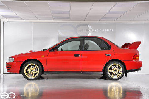 1998 Rare Low Mileage Turbo 2000 - 22K Miles - Superb History SOLD (picture 3 of 6)
