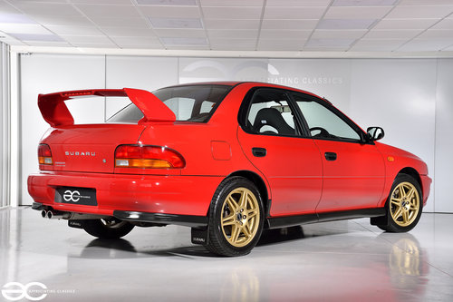 1998 Rare Low Mileage Turbo 2000 - 22K Miles - Superb History SOLD (picture 4 of 6)