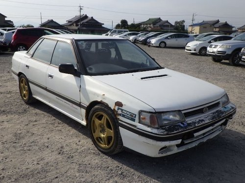 1989 SUBARU LEGACY RS RA - HERE NOW FROM JAPAN   SOLD (picture 2 of 6)