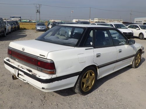 1989 SUBARU LEGACY RS RA - HERE NOW FROM JAPAN   SOLD (picture 3 of 6)