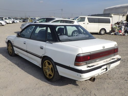 1989 SUBARU LEGACY RS RA - HERE NOW FROM JAPAN   SOLD (picture 4 of 6)