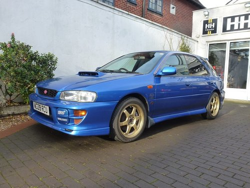 2000 Subaru WRX STi Sport Wagon SOLD (picture 1 of 6)