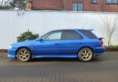 2000 Subaru WRX STi Sport Wagon SOLD (picture 2 of 6)