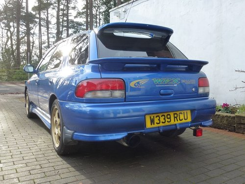 2000 Subaru WRX STi Sport Wagon SOLD (picture 3 of 6)
