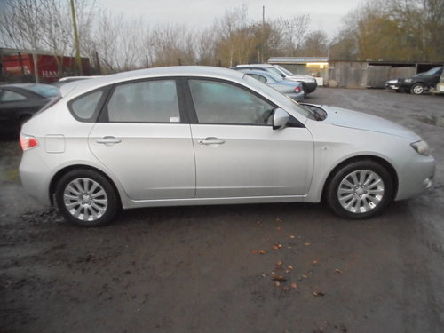 4X4 SUBARU SALOON NEWER SHAPE 2008 REG 57 PLATE JUST 72,000  For Sale (picture 4 of 6)