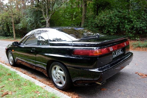 1995 Subaru SVX - Only 74k - Full service history - Ebony Pearl SOLD (picture 3 of 6)