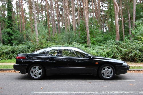 1995 Subaru SVX - Only 74k - Full service history - Ebony Pearl SOLD (picture 5 of 6)