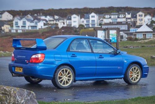 2006 SUBARU IMPREZA WRX STi - 16000 Miles Only For Sale (picture 3 of 6)