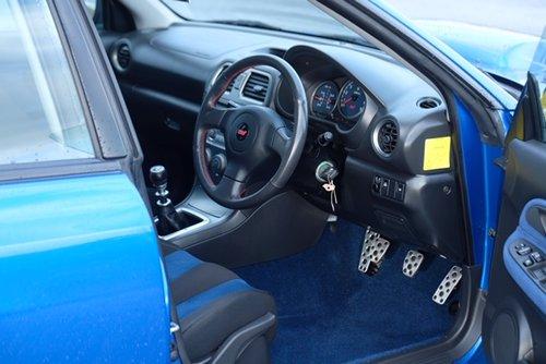 2006 SUBARU IMPREZA WRX STi - 16000 Miles Only For Sale (picture 4 of 6)