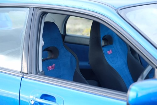 2006 SUBARU IMPREZA WRX STi - 16000 Miles Only For Sale (picture 5 of 6)