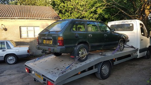 1984 2 X subaru very rare on the .market for restoratio For Sale (picture 3 of 6)