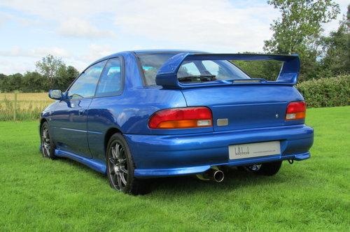 2000 Subaru Impreza P1, Engine rebuild, 23 services. For Sale (picture 3 of 6)