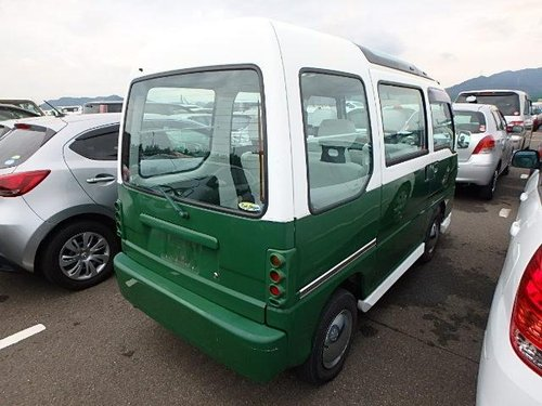 1995 SUBARU SAMBAR MPV - MINI RETRO VW CAMPER DAY VAN Window Bus For Sale (picture 2 of 6)