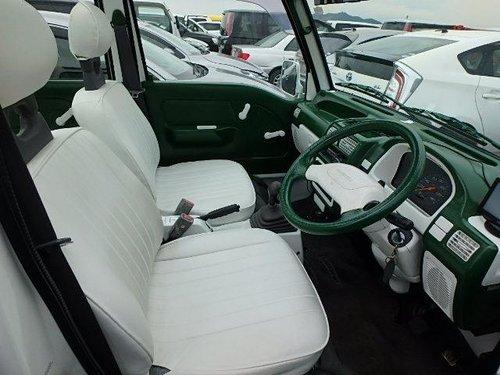 1995 SUBARU SAMBAR MPV - MINI RETRO VW CAMPER DAY VAN Window Bus For Sale (picture 3 of 6)
