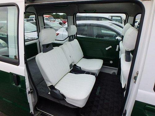 1995 SUBARU SAMBAR MPV - MINI RETRO VW CAMPER DAY VAN Window Bus For Sale (picture 4 of 6)