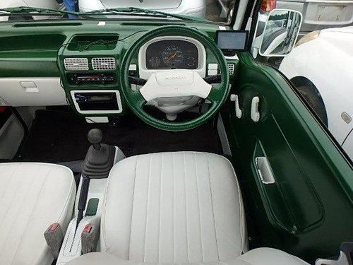 1995 SUBARU SAMBAR MPV - MINI RETRO VW CAMPER DAY VAN Window Bus For Sale (picture 5 of 6)