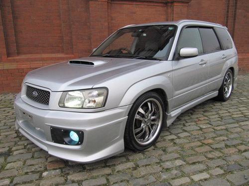 2004 SUBARU FORESTER * 2.0 TURBO * AWD AUTO ESTATE * 4WD For Sale (picture 1 of 6)
