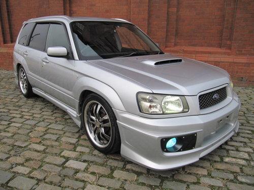 2004 SUBARU FORESTER * 2.0 TURBO * AWD AUTO ESTATE * 4WD For Sale (picture 2 of 6)
