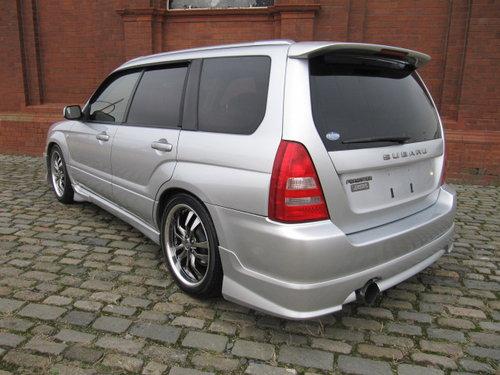 2004 SUBARU FORESTER * 2.0 TURBO * AWD AUTO ESTATE * 4WD For Sale (picture 3 of 6)