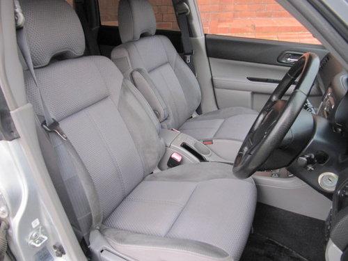 2004 SUBARU FORESTER * 2.0 TURBO * AWD AUTO ESTATE * 4WD For Sale (picture 5 of 6)