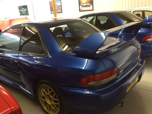 1998 Subaru Impreza 22B STI, 55K Miles, Concours For Sale (picture 4 of 4)