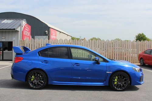 2019 THE LAST BRAND NEW WRX STI 2.5 For Sale (picture 2 of 6)