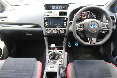 2019 THE LAST BRAND NEW WRX STI 2.5 For Sale (picture 4 of 6)